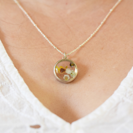 Aurore necklace with...