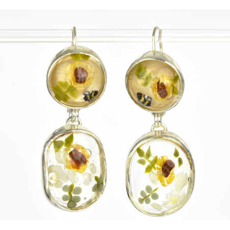 Dorothea earrings with...